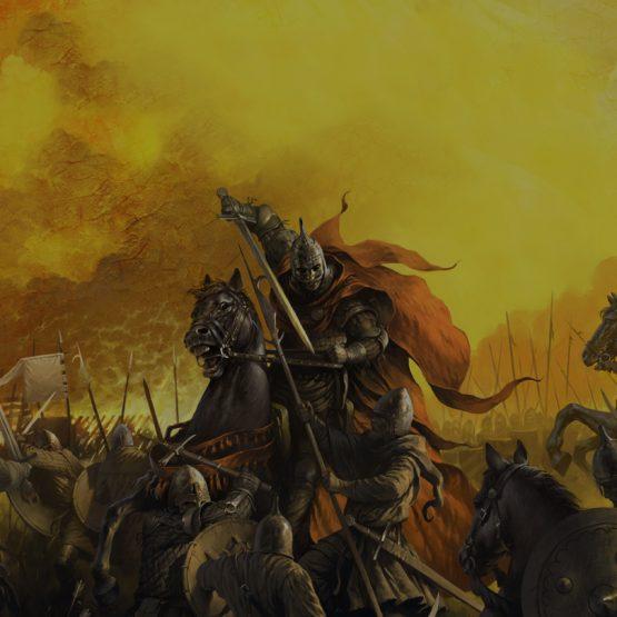 Kingdom Come Deliverance Artwork