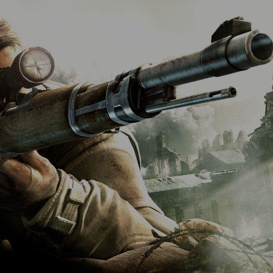 Sniper Elite V2 Titelbild