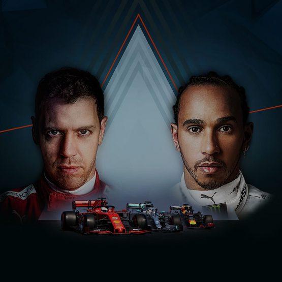 F1 2019 Titelbild