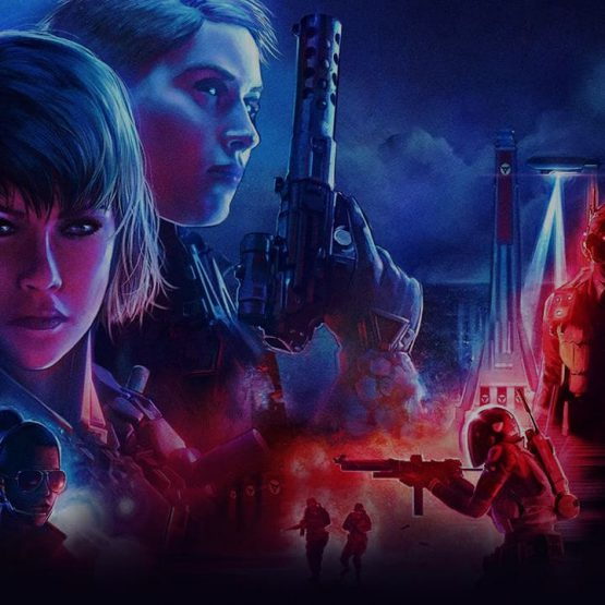 Wolfenstein Youngblood Titelbild
