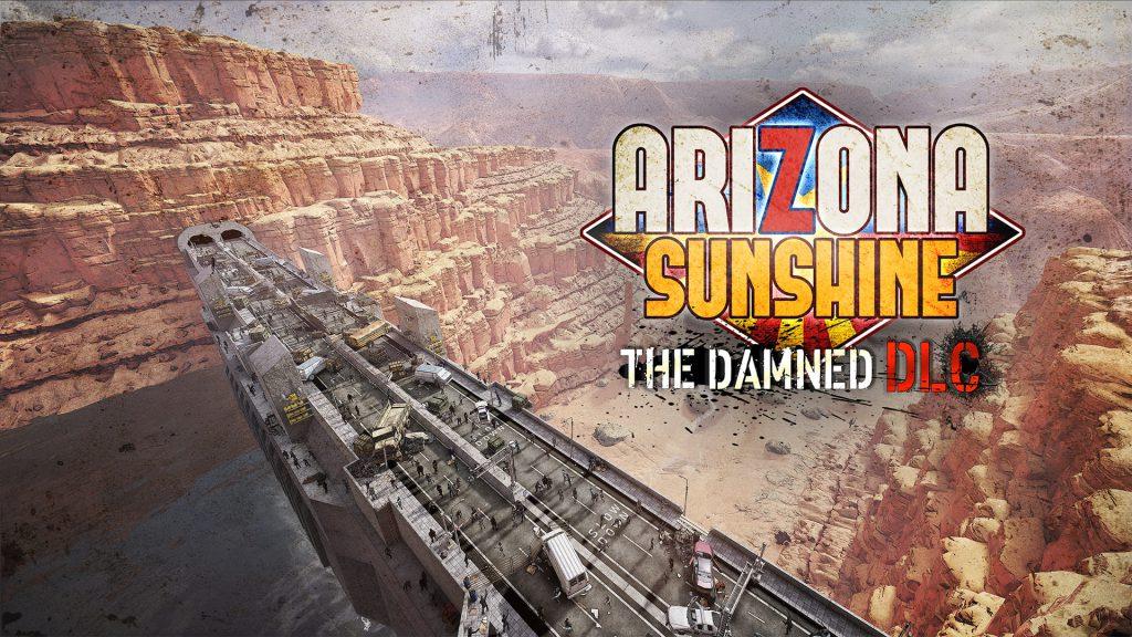Arizona Sunshine - The Damned DLC - Key Art