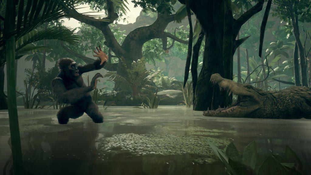 Ancestors: The Humankind Odyssey Krokodil