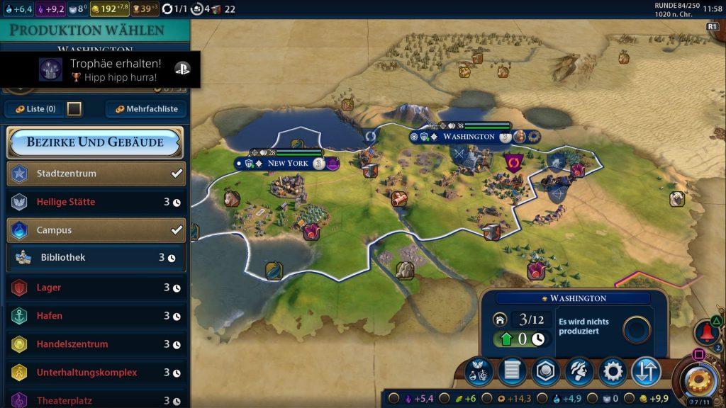 Civilization VI Gameplay