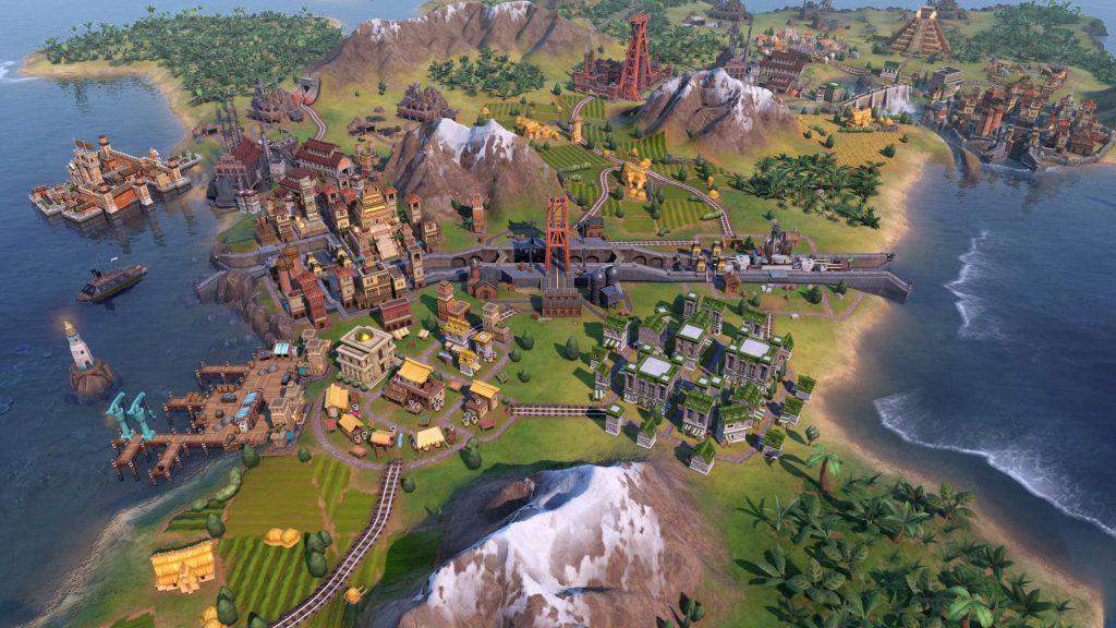 screenshot 1 Civilization VI