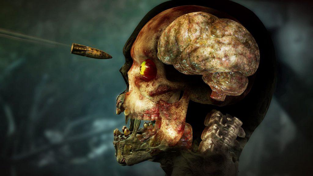 Zombie Army 4 X-Ray Cam