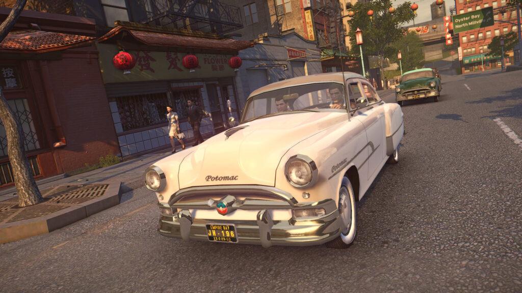 Mafia 2 Autos