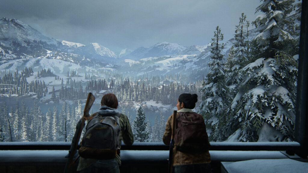 The Last of Us Part 2 - Ellie und Dina