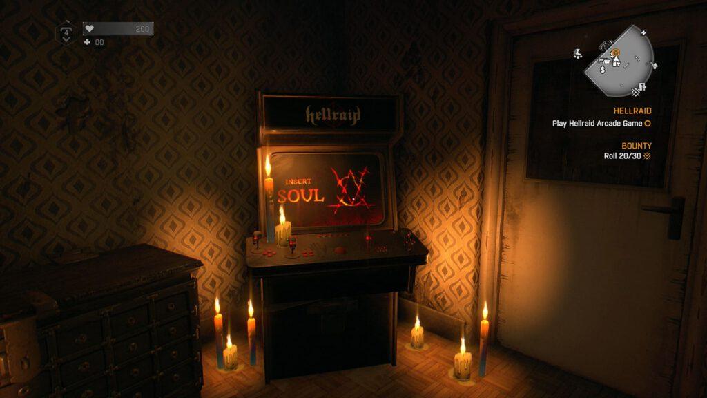 Hellraid Automat