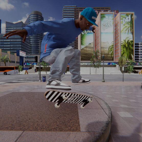 Titelbild Skater XL