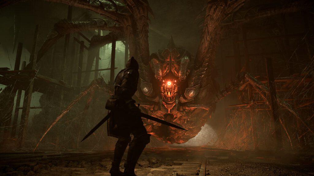 Demon's Souls Grafik
