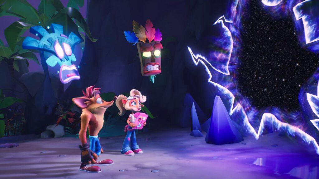 Crash Bandicoot 4 Story
