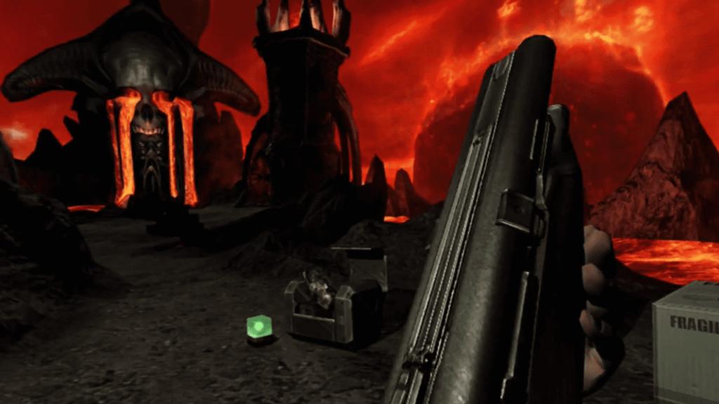 DOOM 3 VR Edition_Weep and Tear
