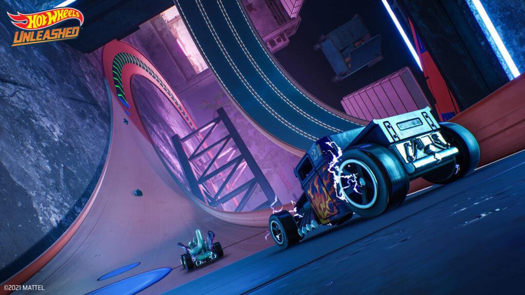 Hot Wheels Unleashed #02